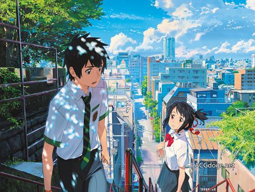 更适合年轻人看,日本放送作家协会理事批《你的名字》剧情设置很有问题-看客路