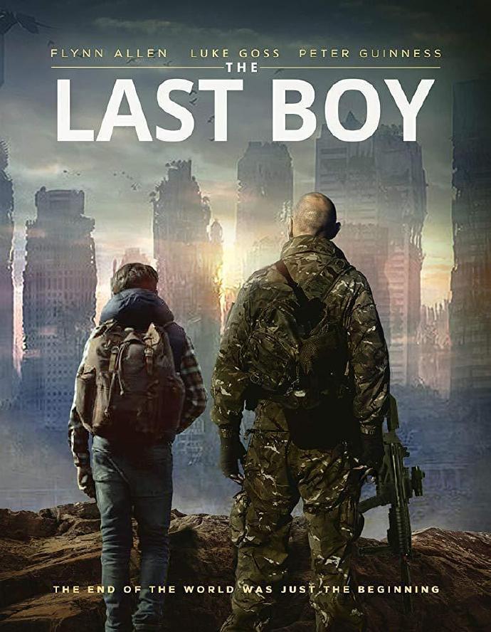 2019美国科幻《最后一个男孩》HD720P.中英字幕
