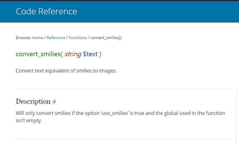 smilies