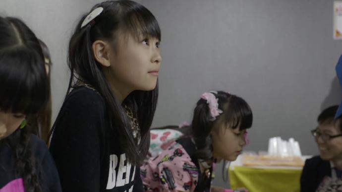 《东京偶像》少女与大叔一同编织的世界?